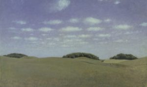 landscape from lejre